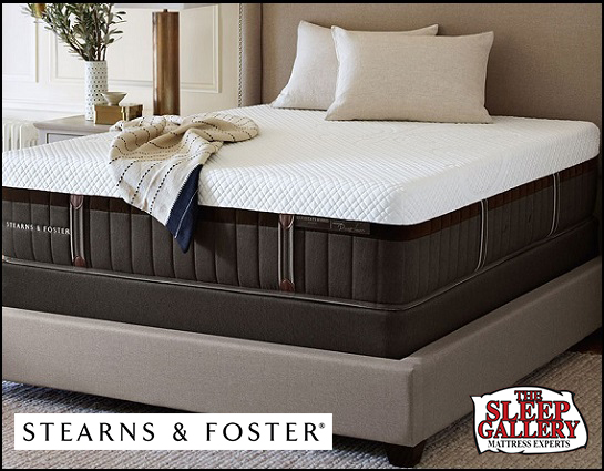 Stearns & Foster Lux Estate Hybrid Collection