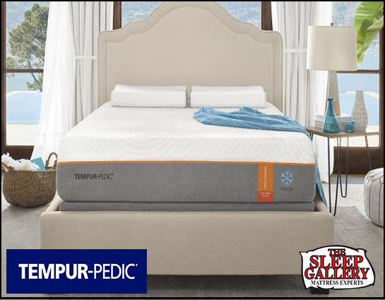 Tempur-Pedic Breeze Mattress Series